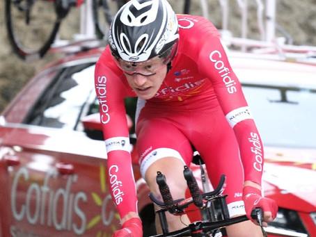Victoire et maillot jaune de leader pour Dorian Godon (Cofidis) après le prologue