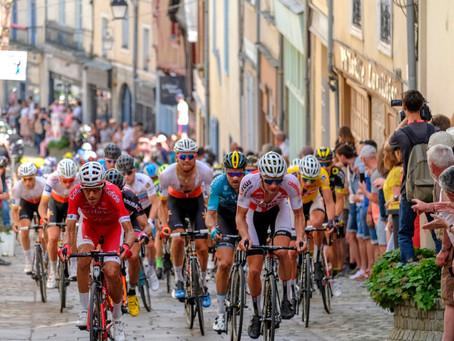 Un nouveau circuit pour l'arrivée finale à Laval des Boucles de la Mayenne 2019