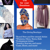 donation flyer-gb - Made with PosterMyWa