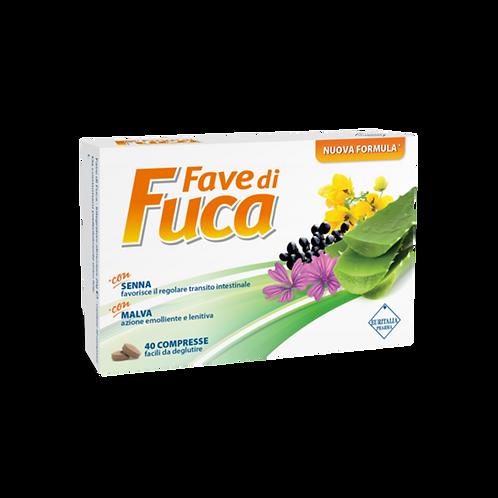 FAVE DI FUCA - Intestinal regularity - Tablets (40 tablets)