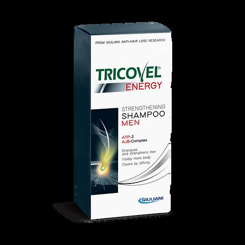 TRICOVEL (Bioscalin) - Energy Shampoo - Anti Hair Loss (200ml)