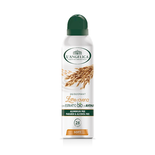 L'ANGELICA Deo - Spray Oat Milk Soft (150ml)