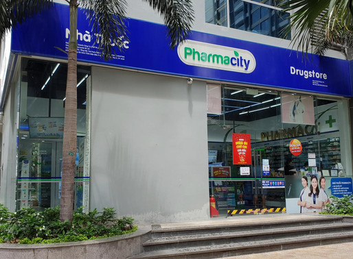 Mekong Capital backs Pharmacity, Vietnam's largest pharmacy retail chain