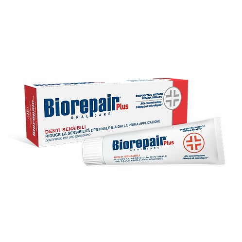 BIOREPAIR PLUS - Sensitive Teeth - Professional toothpaste (75ml)