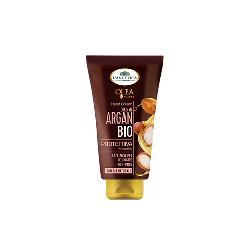 L'ANGELICA Olea Naturae - Hand Cream - Organic Argan Oil (75ml)