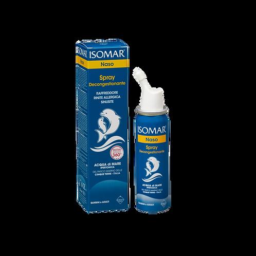 ISOMAR Nose - 360º Spray - Decongestant - Hypertonic Sea Water (50ml)