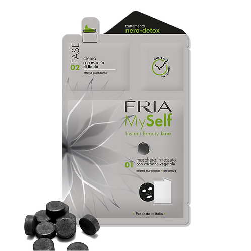 FRIA Myself - 2-step Detox mask