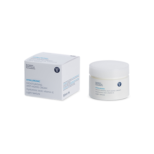 EPF - HYALURONIC - Moisturising anti-aging cream light texture 50 ml