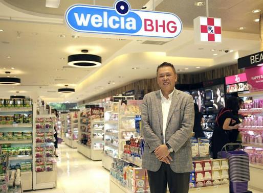 Japan's Welcia drugstore chain enters Singapore