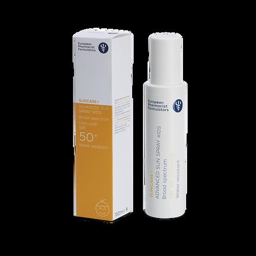 EPF - SUNCARE PLUS - Advanced sun spray kids 50+ 150 ml