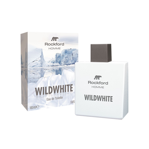 ROCKFORD - WildWhite - EDT Spray (100ml)