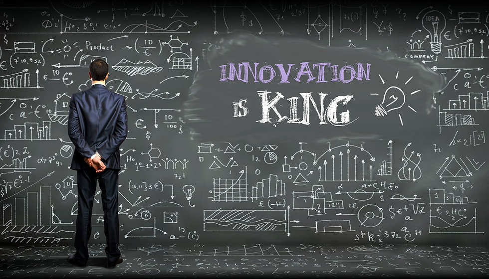 Innovation is king | The Italian Showroom