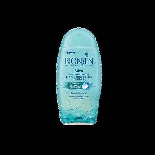 BIONSEN Hydra - Shampoo&Shower - Mizu Pureness (250ml)