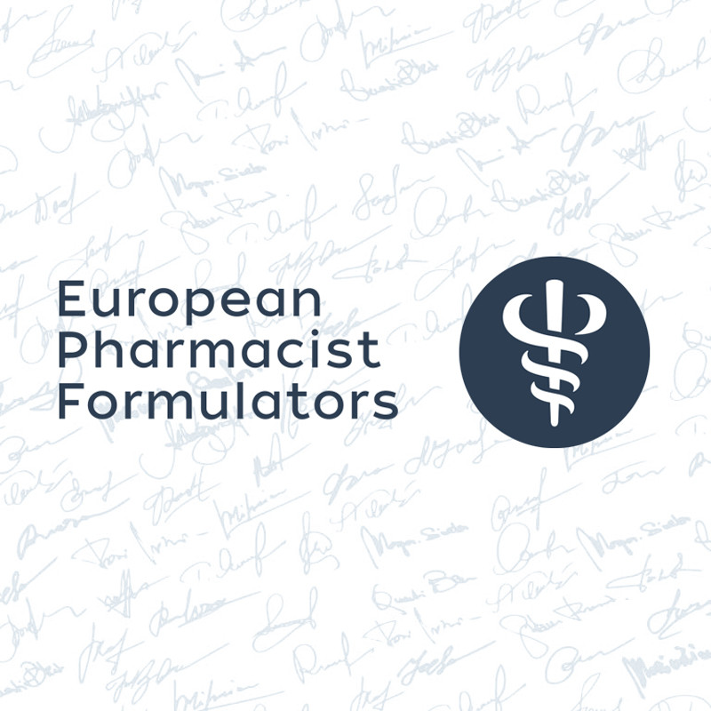 EUROPEAN PHARMACIST FORMULATORS