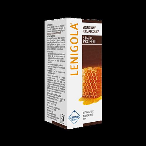 LENIGOLA - Propolis Hydroalcoholic solution for Throat (30ml)