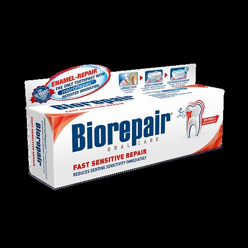 BIOREPAIR - Fast Sensitive Repair - Toothpastes (75ml)
