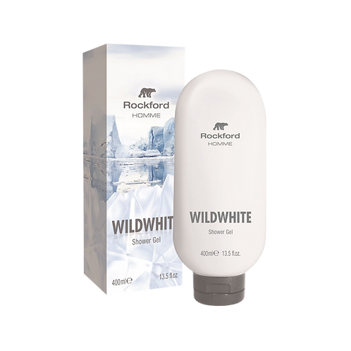 ROCKFORD - WildWhite - Shower Gel (400ml)