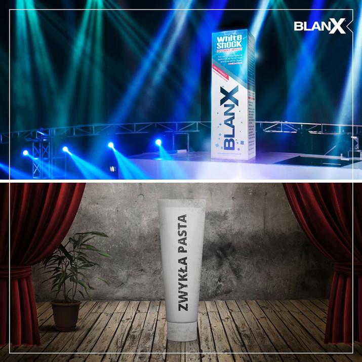 BLANX - What a glamorous life!
