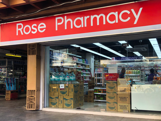 Dairy Farm buys out Rose Pharmacy, Philippines