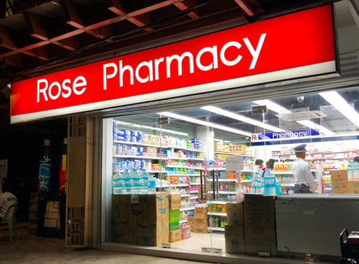 Dairy Farm takes control of Rose Pharmacy, Philippines