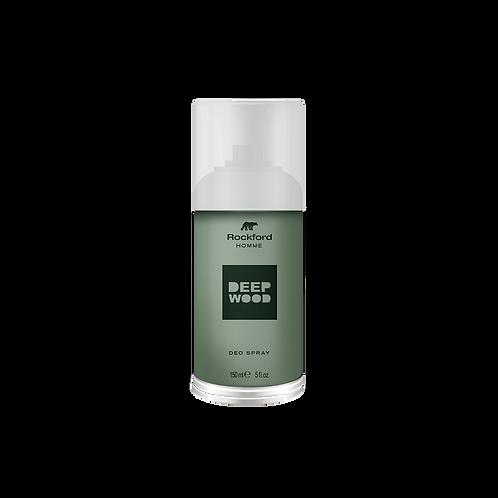 ROCKFORD - Deep Wood - Deo Spray (150ml)
