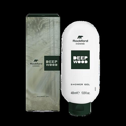 ROCKFORD - Deep Wood - Shower gel (400ml)