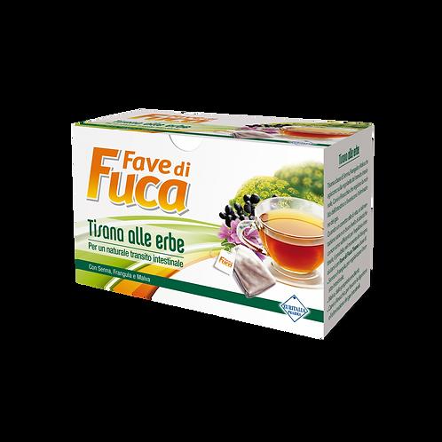 FAVE DI FUCA - Intestinal regularity - Herbal Tea (20 filters)