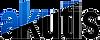 AKUTIS - Logo - Vivid blue & black no ta