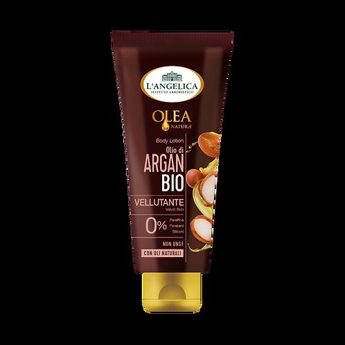 L'ANGELICA Olea Naturae - Body Lotion - Organic Argan Oil (300ml)