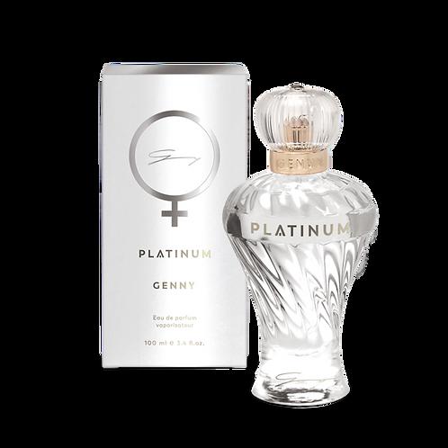 GENNY - Platinum - EDP Pour Femme (100ml)