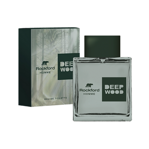 ROCKFORD - Deep Wood - EDT Spray (100ml)
