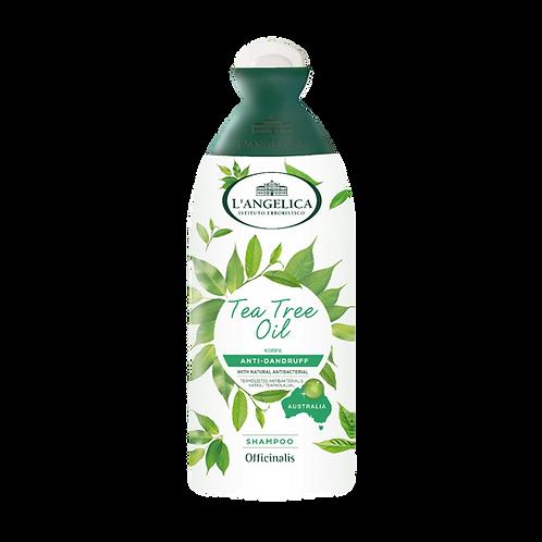 L'ANGELICA Officinalis - Shampoo - Tea Tree Oil Anti-dandruff (250ml)