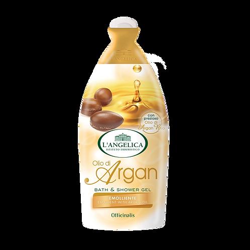 L'ANGELICA Officinalis - Bath&Shower Gel - Argan Oil (500ml)
