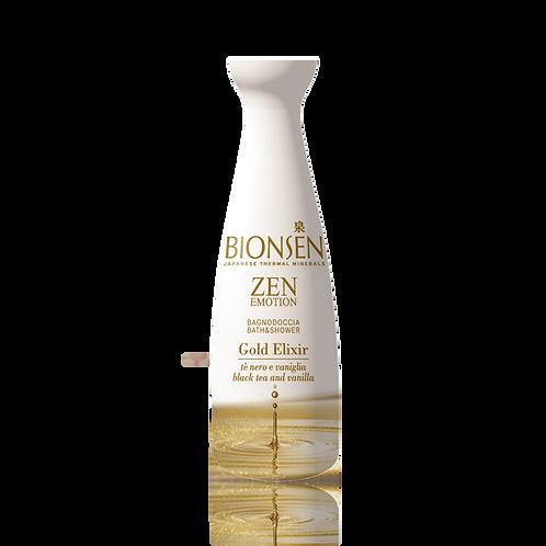 BIONSEN Zen Emotion - Bath&Shower - Gold Elixir (500ml)