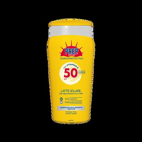 PREP - Derma Protective Sun - Milk SPF 50 (200ml)