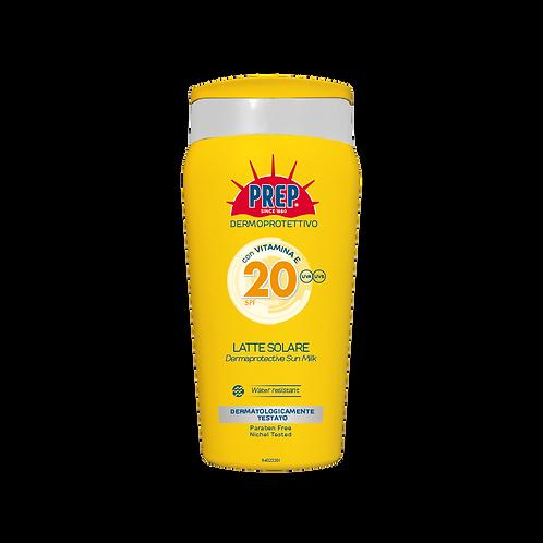PREP - Derma Protective Sun - Milk SPF 20 (200ml)