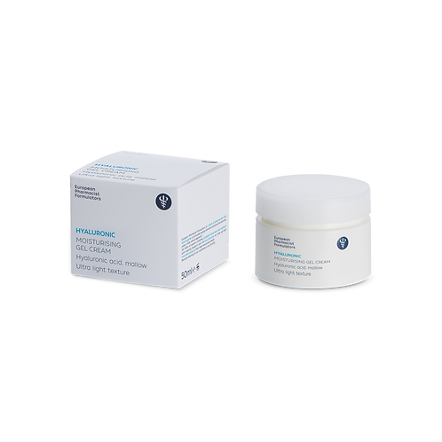 EPF - HYALURONIC - Moisturising cream gel 50 ml