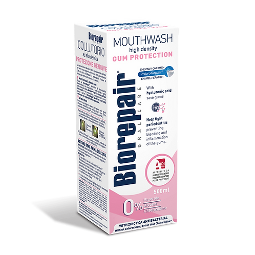 BIOREPAIR - Mouthwash gum protection (500ml)
