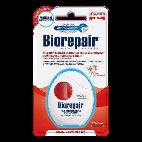 BIOREPAIR - Ultra-Flat Non-Waxed Floss (30mt)