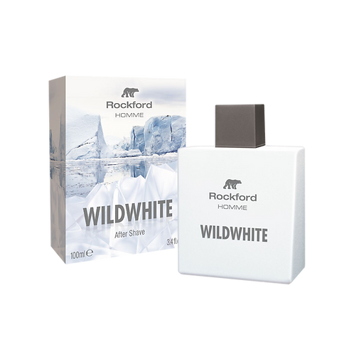 ROCKFORD - WildWhite - After Shave Splash (100ml)
