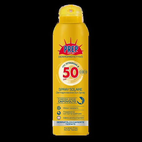 PREP - Derma Protective Sun - Spray SPF 50 (150ml)