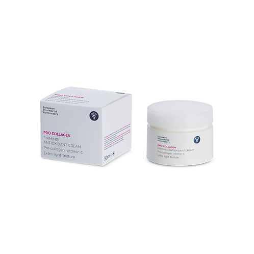 EPF - PRO COLLAGEN - Firming antioxidant cream 50 ml