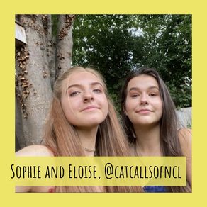 Meet Sophie and Eloise