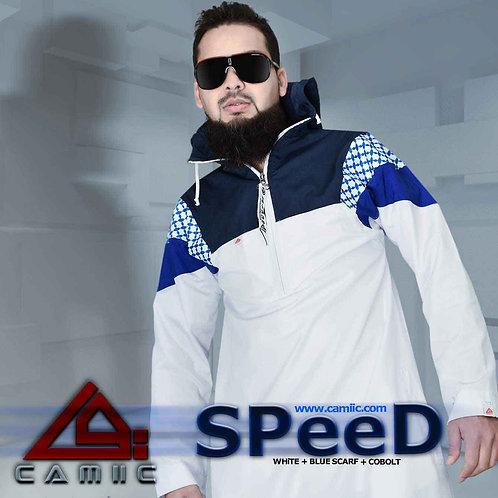 SPeeD - WHITE + BLU