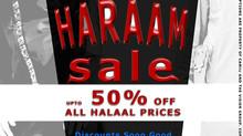 CAMiiC Haraam Sale