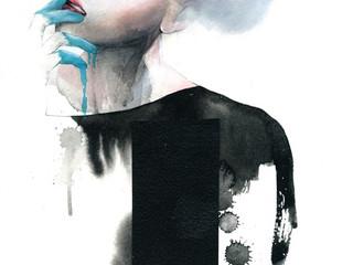Watercolour Fashion Illustration | António Soares