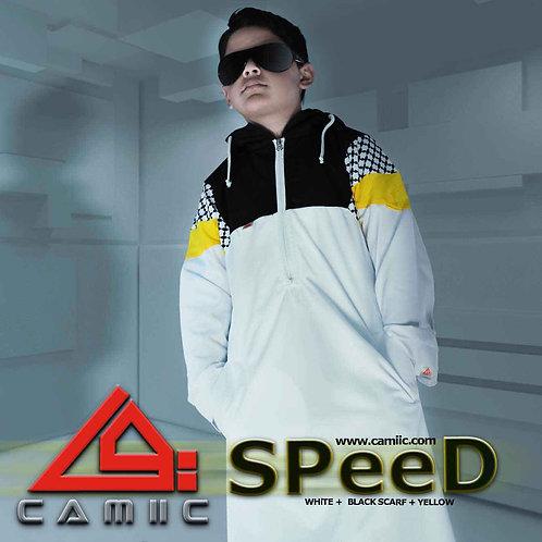 SPeeD -WHiTE +BLACK