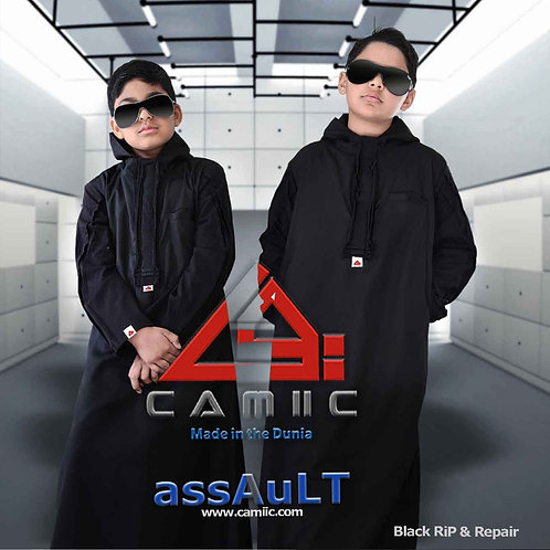 ASSAuLT - BLACK RIP NET