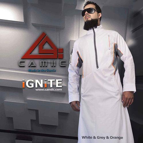 iGNiTE - WHITE & GREY