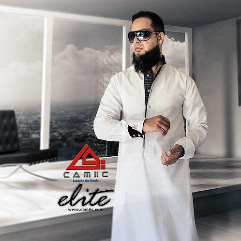 ELiTE - White+Black Check